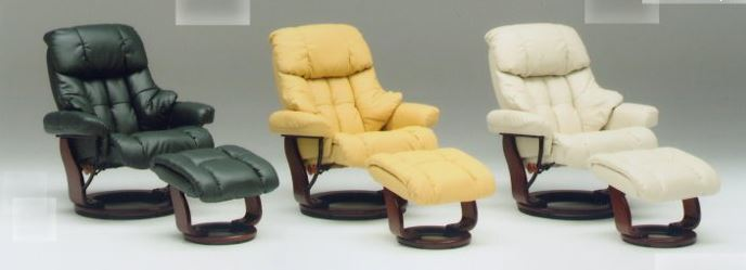 yellow recliner chair chair reclining chair synthetic leather stress no chair fathers day kagusabu