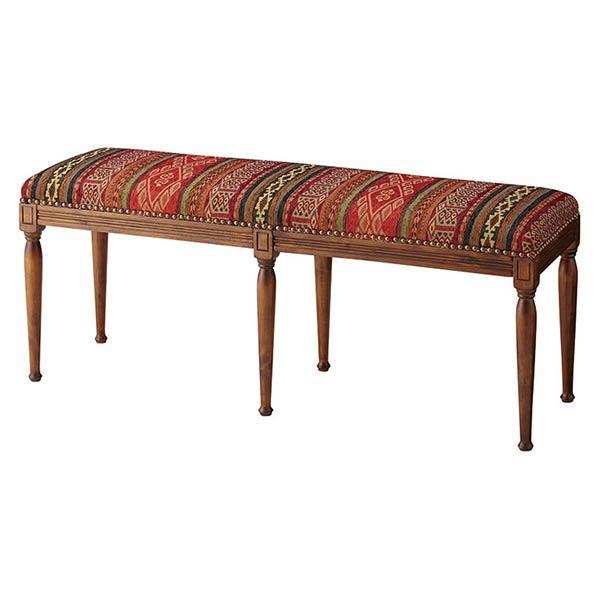 ベンチ 木製 おしゃれ ダイニング チェアー 椅子 いす ダイニングベンチ 二人掛けベンチ ベンチ az4-iw-556or ドロシー ベンチ 完成品 【z-b04-00】