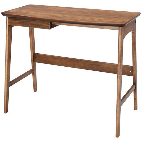 サイドテーブル 木製 テーブル おしゃれ ナイトテーブル ベッドサイドテーブル 北欧 モダン サイドテーブル サイドテーブル az4-tac-243wal デスク お客様組立品 北欧 【z-d01-00】