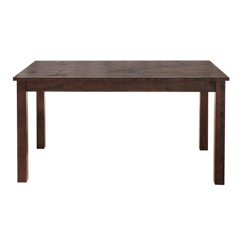 【8/10 23:59まで限定 最大300円OFFクーポン配布中】NOSTA(ノスタ) ダイニングテーブル135 ダイニングテーブル テーブル 食卓 テーブル単体 幅140cmまで おしゃれ オシャレ 激安 azk-ns-6201