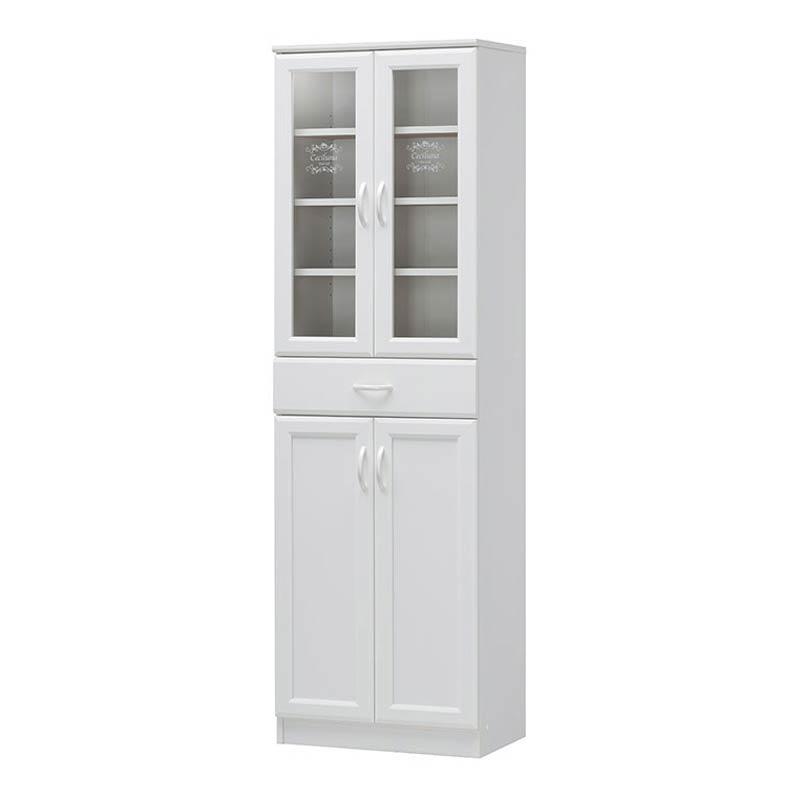 食器棚 キッチンボード キッチンキャビ カップボード おしゃれ ダイニング収納 sil-cec-1855dghf 【z-b01-1a】
