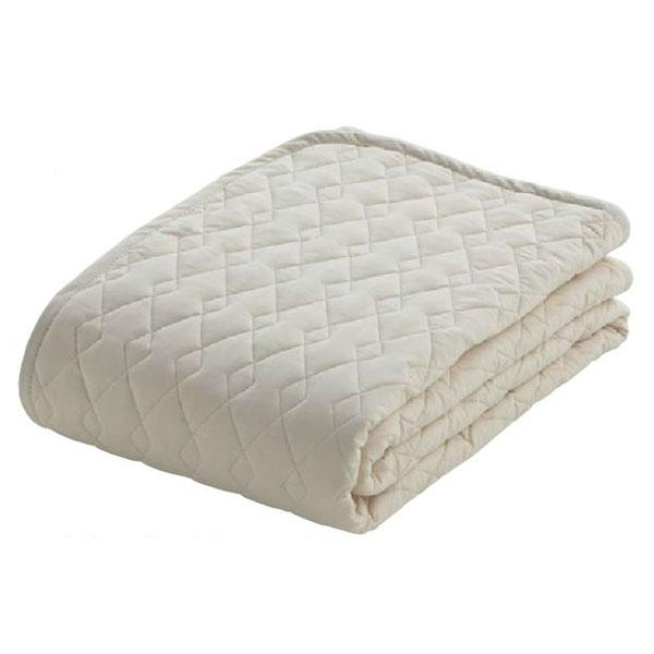 フランスベッド製 Nウォッシャブルコットンベッドパッド シングル (敷きパッド 敷きパット 敷パッド 敷パット ベットパット)