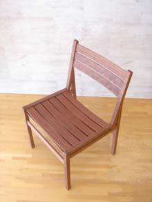 家具ストアーオリジナル!第5回木の中の椅子展最優秀賞獲得作品「bow chair」ウォールナット