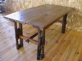 アジアン古木テーブル