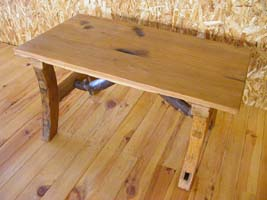 アジアン古木ローテーブル