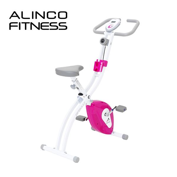 アルインコ(ALINCO) クロスバイク AFB4417X エクササイズバイク フィットネスバイク 【送料無料】