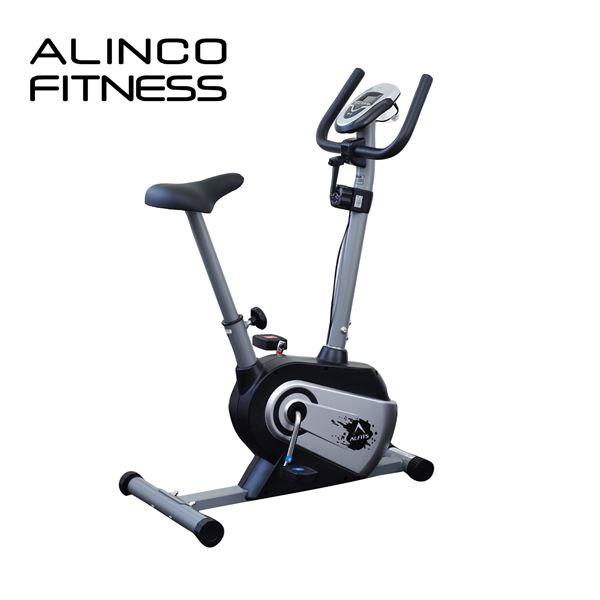 アルインコ(ALINCO) エアロマグネティックバイク4017 AFB4017 エクササイズバイク フィットネスバイク 【送料無料】