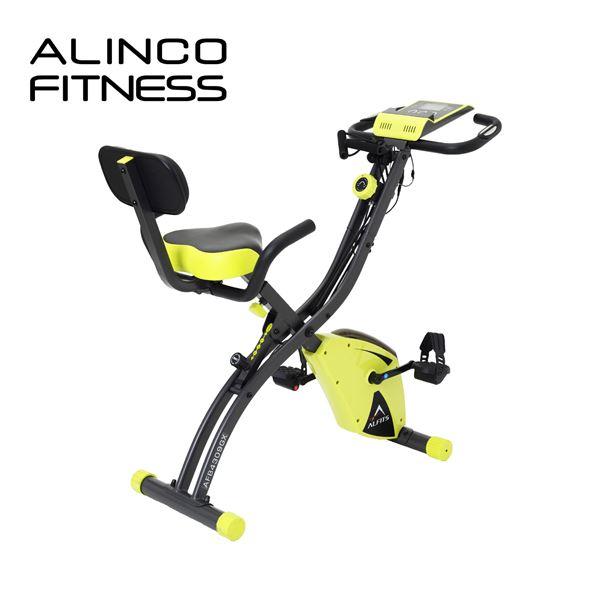 アルインコ(ALINCO) コンフォートバイクII AFB4309GX クロスバイク エクササイズバイク フィットネスバイク 【送料無料】