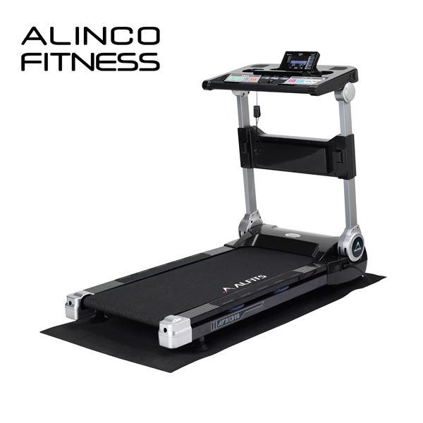 アルインコ(ALINCO) ランニングマシン AFR1316 電動ウォーカー ルームランナー トレッドミル ランニングマシーン 【送料無料】