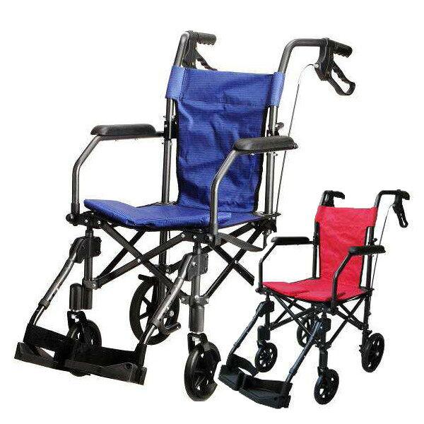 【非課税】 ユーキ・トレーディング HLP09020 車椅子 折りたたみ介助車 介助用車いす 折り畳み介助車 携帯用介助車 車いす 【送料無料】 介助用車椅子 ハンディライトプラス コンパクト