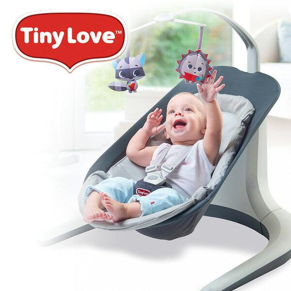 日本育児 TinyLove(タイニーラブ) 2in1 ネイチャーズウェイ バランス&スイング(対象年齢 新生児から11.3kgまで) NI-5090069001 バウンサー ベビーバウンサー ベビー 赤ちゃん バイブレーション 【送料無料】
