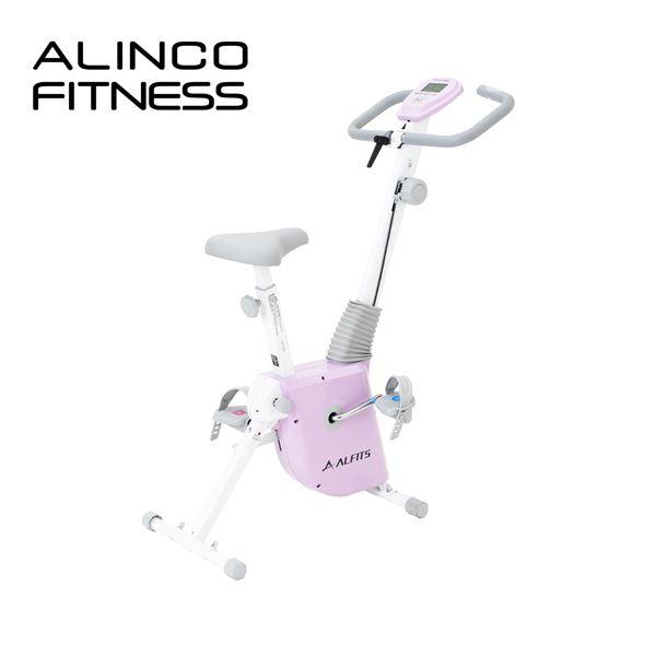 フォールディングバイク AFB4117 フィットネスバイク クロスバイク エクササイズバイク アルインコ ALINCO【送料無料】
