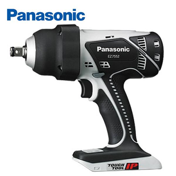パナソニック(Panasonic) 充電インパクトレンチ 本体のみ EZ7552X-H グレー 工具 電動レンチ 【送料無料】