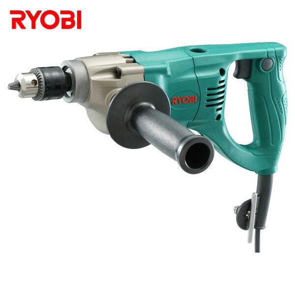リョービ(RYOBI) ドリル 鉄工10mm 木工21mm D-1002 電気ドリル 電動ドリル 油圧工具 電動工具 作業工具 【送料無料】