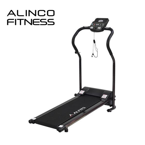 アルインコ(ALINCO) プログラム電動ウォーカー3415 AFW3415 ランニングマシン ランニングマシーン ルームランナー 折りたたみ 【送料無料】