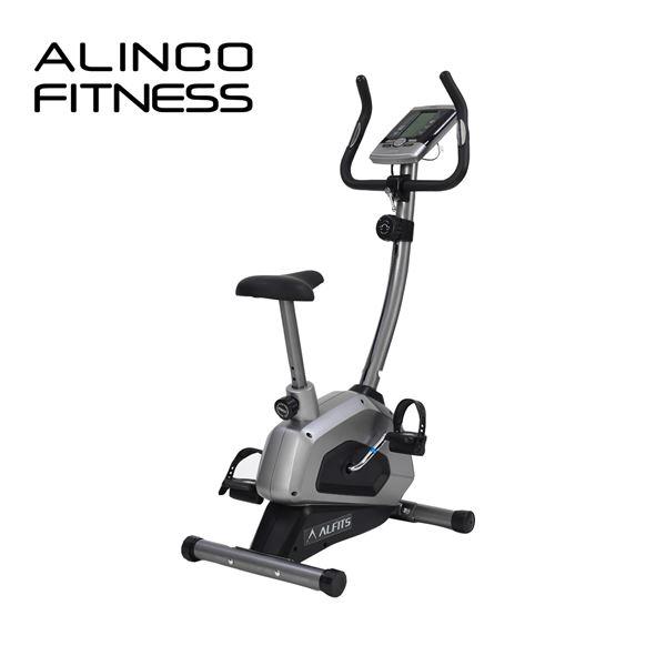 アルインコ(ALINCO) エアロマグネティックバイク5215 AFB5215 エクササイズバイク フィットネスバイク 【送料無料】