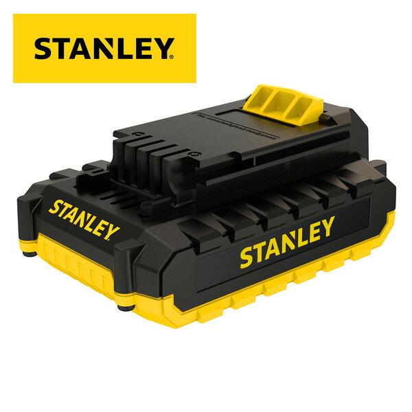 リチウムイオンバッテリー 18V 2.0Ah SCB20D 充電バッテリー 交換バッテリー 予備バッテリー 交換電池 予備電池 STANLEY スタンレー 【送料無料】