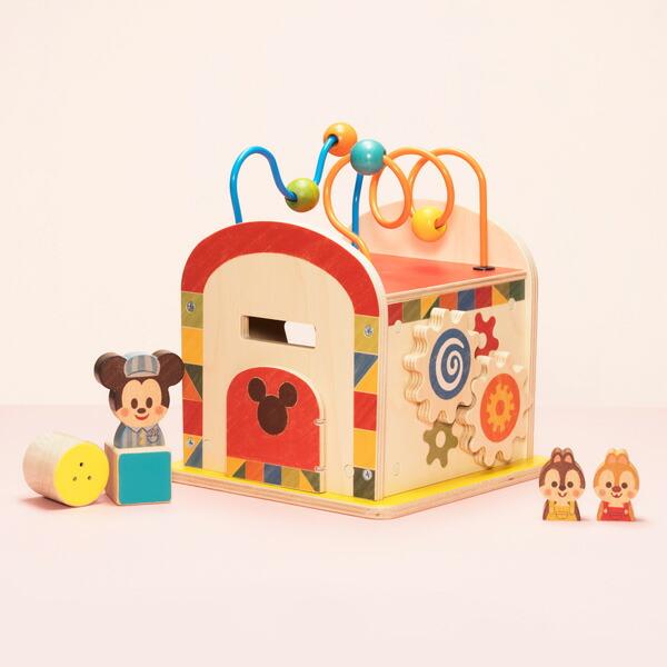 【はこぽす対応商品】 KIDEA BUSY KIDEA BOX つみき ミッキー&フレンズ対象年齢1.5歳から KIDEA TYKD00603 赤ちゃん ベビー おもちゃ 木のおもちゃ 知育玩具 木製おもちゃ 木製玩具 ディズニー ミッキー キャラクター つみき 積み木 ごっこ遊び KIDEA【送料無料】, ストリート系B系通販 ASYLUM:eb844090 --- mtrend.kz