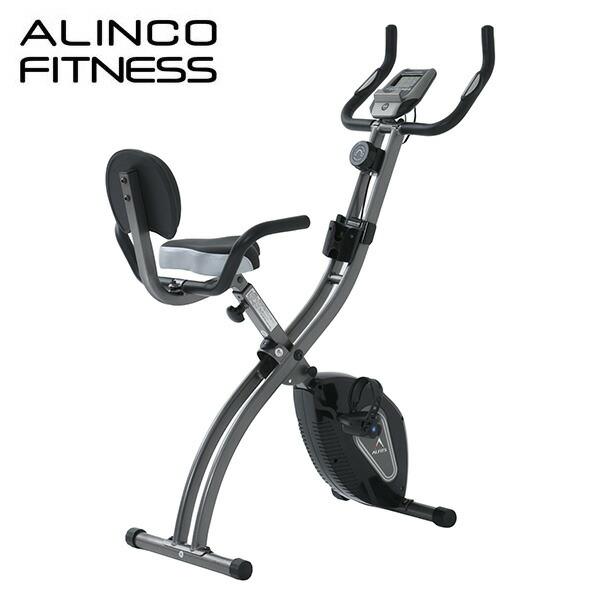 コンフォートバイク AFB4520 クロスバイク エクササイズバイク フィットネスバイク アルインコ(ALINCO) 【送料無料】