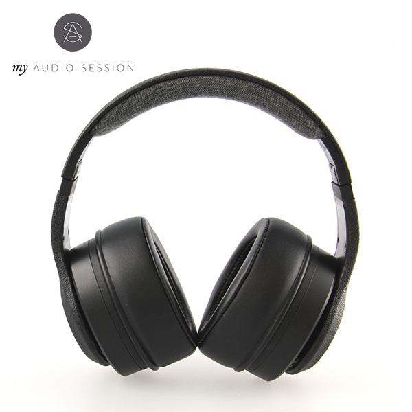 ヘッドホン My Audio Session マイオーディオセッション CT-MAS ブラック ワイヤレスヘッドホン ワイヤレスヘッドフォン カスタマイズ 【送料無料】