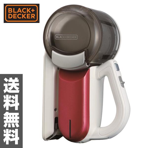 「stick Tapi」 ブラック&デッカー スティック型コードレスサイクロン式掃除機 CS1830B 【送料無料】