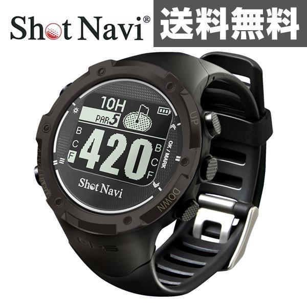 ショットナビ(Shot Navi)腕時計型 GPSゴルフナビ海外ゴルフ場対応 W1-GL GPSゴルフナビ ゴルフ 距離計測器 ナビゲーション 【送料無料】