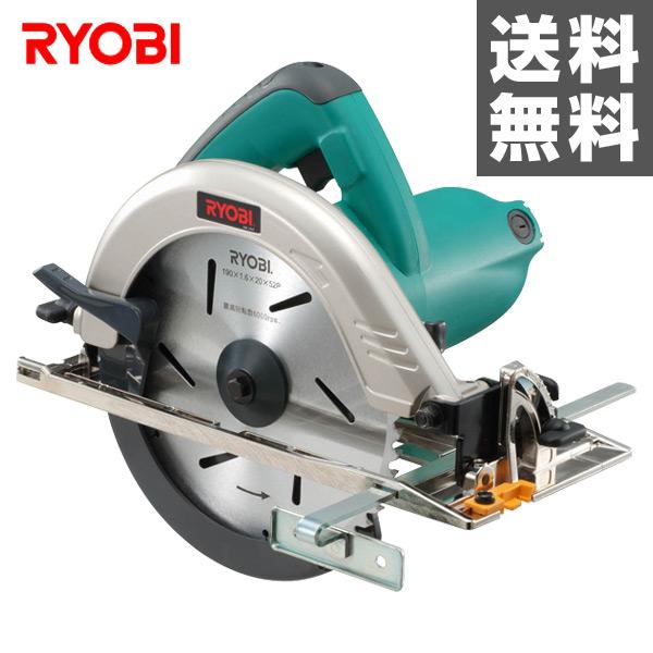 リョービ(RYOBI) 丸ノコ (ノコ刃別売) W-600D 切断機 小型切断機 丸鋸 丸のこ 切断器 【送料無料】