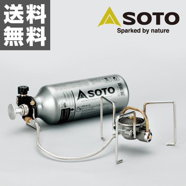 新富士バーナー(SOTO) MUKAストーブ SOD-371 キャンプ用品 【送料無料】