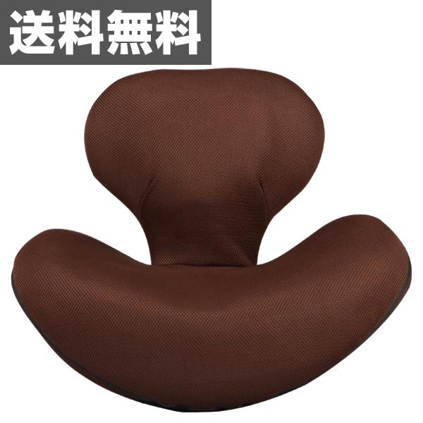 ピュアフィット(purefit) ゆらゆら姿勢座椅子 PF2300 ブラウン ストレッチ座椅子 骨盤クッション ゆらゆら姿勢座イス ゆらゆら姿勢座いす 【送料無料】