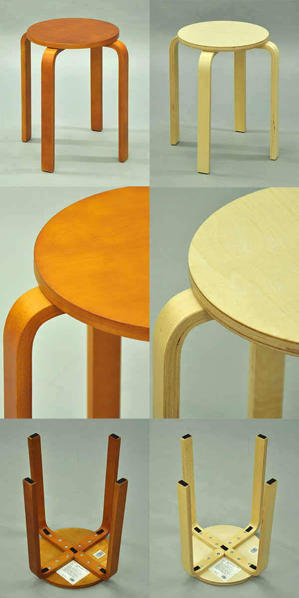 Genial ... Wooden Round Chair (VC 400 Only) 40 Cm Depth 40 Cm Height 44 ...