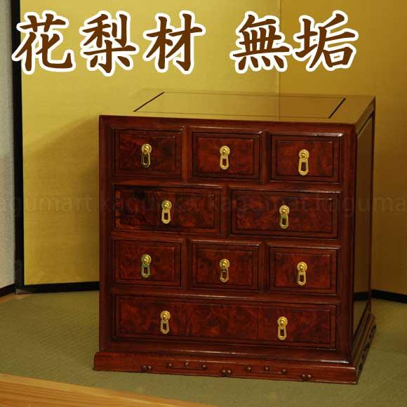 EE-8030 花梨 引出箪笥 カリン 無垢中国美術・唐木家具 花梨天然木 茶箪笥