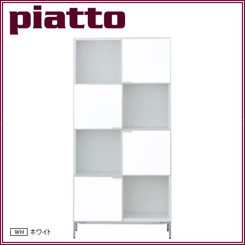 実売価格はさらにお安く【卸】価格はお問い合わせ下さい。松永家具 (matsunaga) piatto ピアットシェルフキャビネット85 (卸)