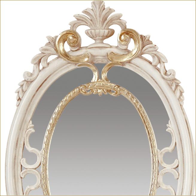 Kaguya Hime374 Antique Mirror Italy Made Mirror