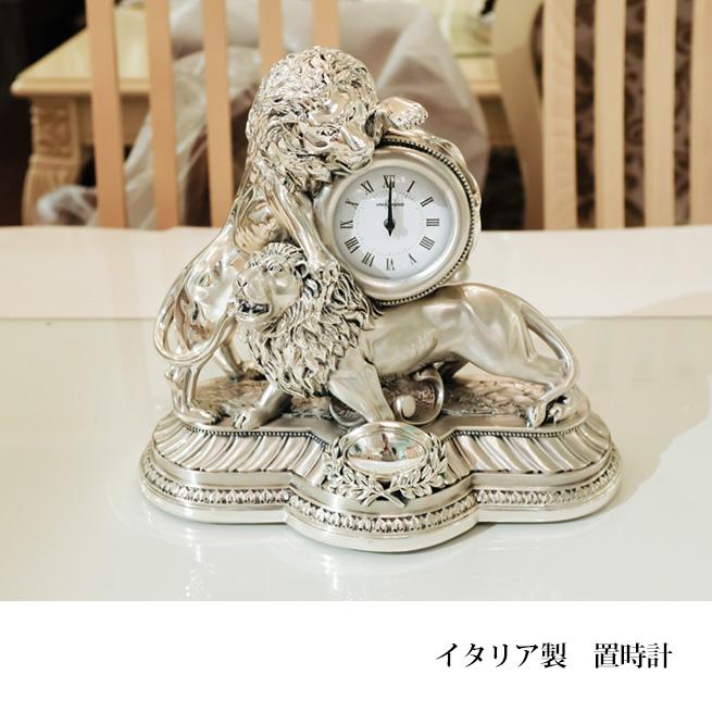 イタリア製置時計 置き時計 インテリア雑貨 渡辺美奈代セレクト