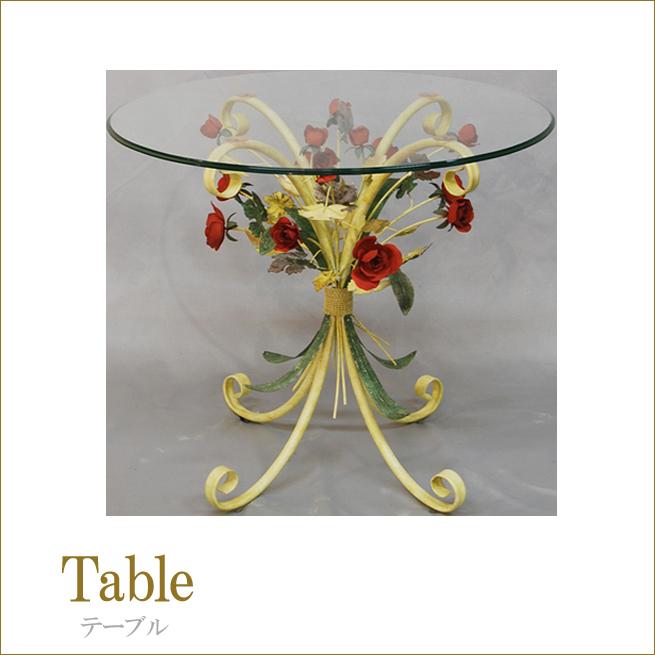 テーブル アンティーク調家具 クラシック家具 アンティーク家具 姫系インテリア テーブル 机 台渡辺美奈代セレクト