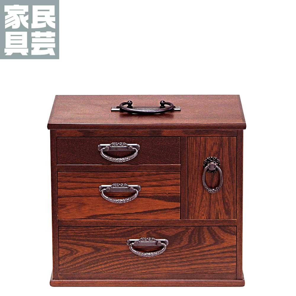 民芸小物入れ(大)370型 民芸小物入れ 民芸 家具 小物入れ 伝統 収納
