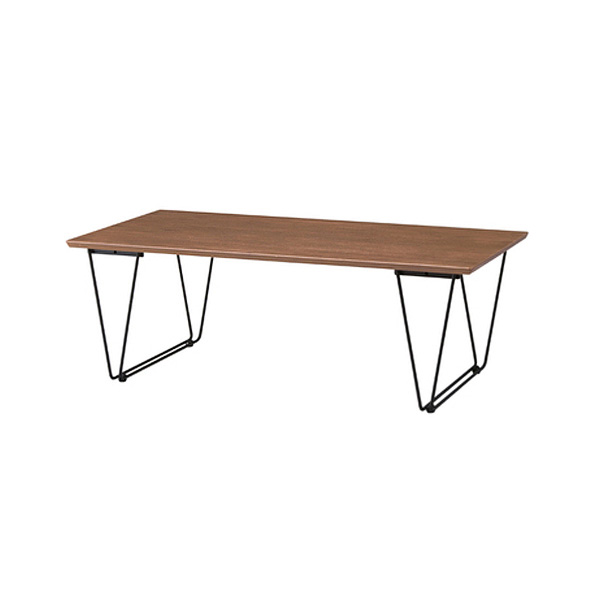 「アーロン コーヒーテーブル」 ローテーブル 天然木化粧繊維板(オーク) ブラウン ナチュラル おしゃれ【送料無料】