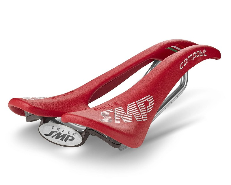 【80】COMPOSIT コンポジット レッド SELLE SMP セラ SMP サドル COMPOSIT02-RE お取り寄せ【キャッシュレス5%還元対象】