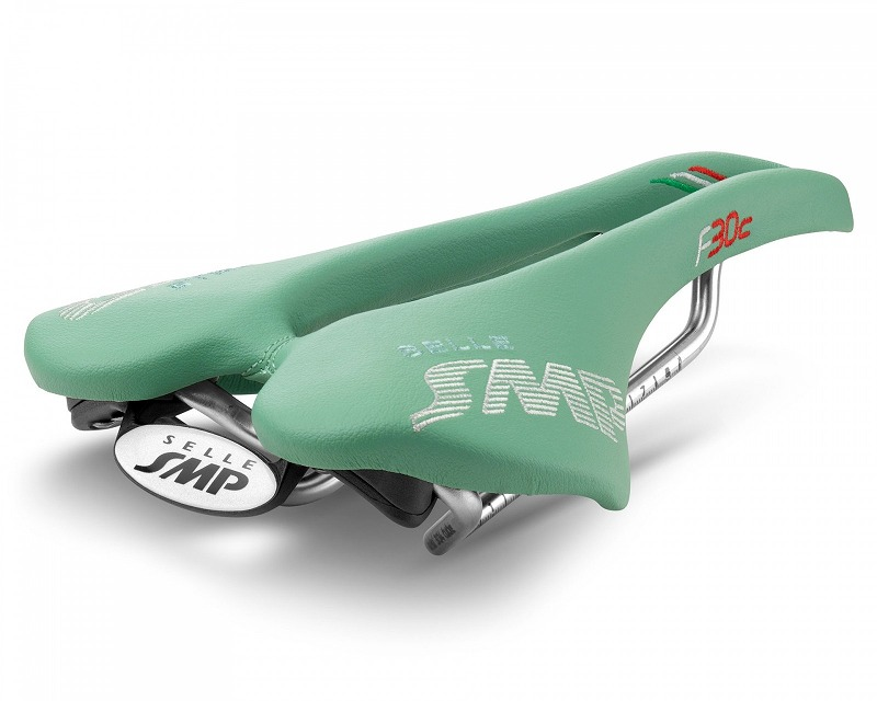 【80】F30C エフ30C ライトグリーン SELLE SMP セラ SMP サドル F30C-VB お取り寄せ【キャッシュレス5%還元対象】◆