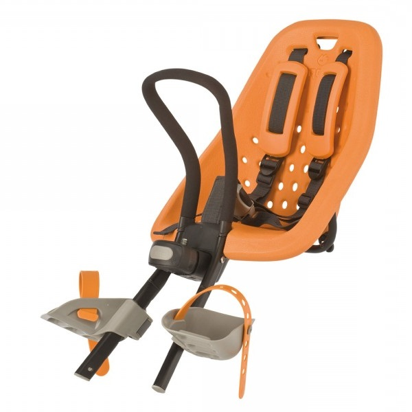 【160】Yepp Mini イエップ ミニ オレンジ 前乗せチャイルドシート ステム取付タイプ yeppmn-or お取り寄せ