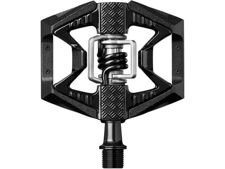 【80】ダブルショット3 ブラック Double Shot 3 クランクブラザーズ CRANK BROTHERS ビンディングペダル CB641300161116 お取り寄せ【キャッシュレス5%還元対象】