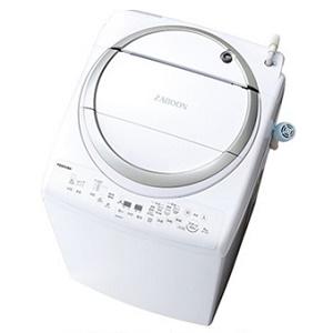 【240】AW-8V6-S 東芝 8.0kg 全自動洗濯機 タテ型洗濯乾燥機【あんしん延長保証加入可能】【kk9n0d18p】AW8V6