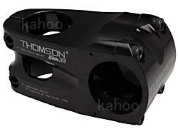 【80】ELITE X4 STEM ステム長50mm ステム角0度 バークランプ径31.8mm ブラック エリートX4ステム THOMSON トムソン SM-E130-BK お取り寄せ