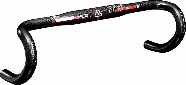 【140】A-DRACO 380mm iTM ドロップハンドルバー ロードバー 2QN40101 お取り寄せ