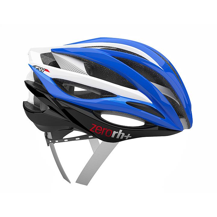 【140】EHX6050 ZW 15 シャイニーホワイト/シャイニーブルー L/XL rh+ アールエイチプラス ヘルメット EHX6050ZW-SWHSBL-LXL お取り寄せ