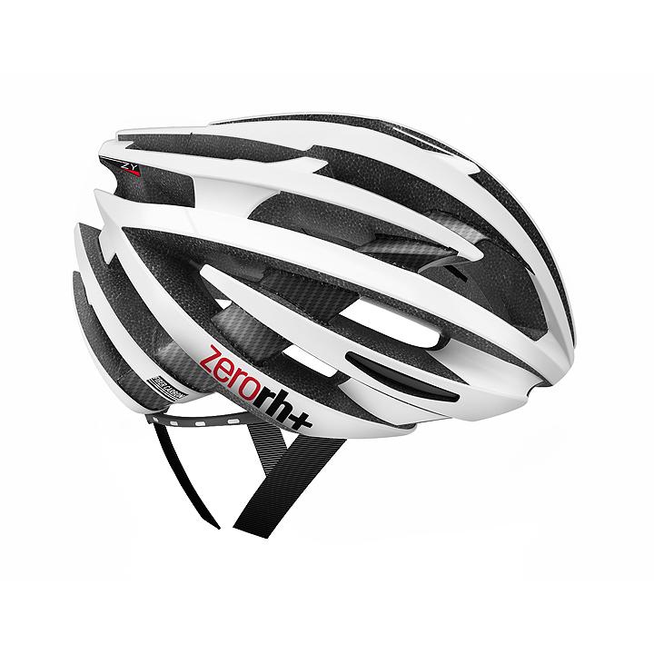 【140】EHX6061 ZY Special Edition Fiber Carbon 02 マットホワイト/ブラックカーボン XS/M rh+ アールエイチプラス ヘルメット EHX6061ZY-MWHBKC-XSM お取り寄せ