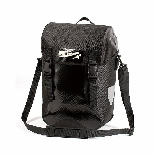 【160】スポーツパッカークラシック(ペア) QL2.1 ブラック ORTLIEB オルトリーブ パニアバッグ OR-F4803 お取り寄せ