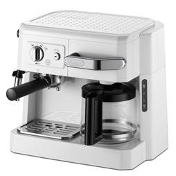 ★【140】BCO410J-W ホワイト デロンギ Delonghi コンビコーヒーメーカー BCO410J【あんしん延長保証加入可能】【kk9n0d18p】
