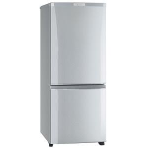 【260】即納OK MR-P15C-S 三菱 MITSUBISHI 2ドアタイプ 冷蔵庫 146L【あんしん延長保証加入可能】【kk9n0d18p】
