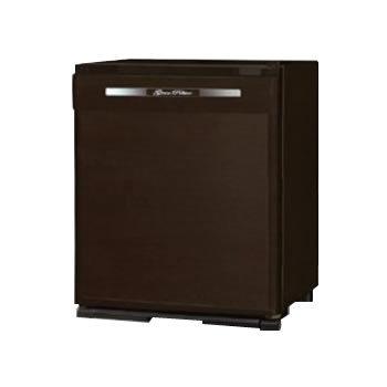 【160】※お取り寄せ RK-41B-K 木目調 三菱 MITSUBISHI 家庭用グランペルチェ冷蔵庫 右開き RK41B